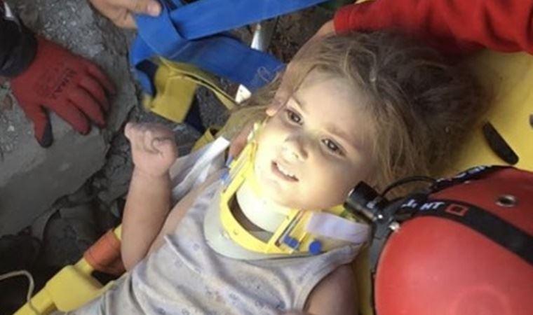 İzmir depreminin mucize çocuğu