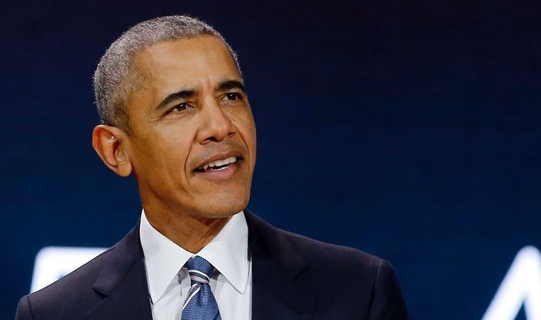 Obama, biyografi filminde kendisini Drake'in oynayabileceğini söyledi