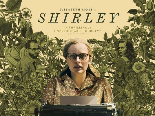 """<p>""""Shirley"""" - Josephine Decker</p><p>Yönetmeni Josephine Decker'ın yeni filmi """"Shirley""""nin başrollerinde """"The Handmaid's Tale"""" dizisiyle adından söz ettiren Elisabeth Moss ve Michael Stuhlbarg yer alıyor.&nbsp;</p><p>Prömiyerini 2020 Sundance Film Film Festivali'de yapan film, daha sonra Berlin Film Festivali'ne konuk oldu. Film, ayrıca 2020 Sundance Film Film Festivali'nin ABD-Drama kategorisinde Jüri Özel Ödülü'ne değer görüldü.&nbsp;</p><p>Filmde Stuhlbarg ve Moss'a Logan Lerman, Odessa Young, Steve Vinovich gibi isimler eşlik ediyor. Susan Scarf Merrell'in aynı isimli romanından uyarlanan film, yazar Shirley Jackson'ı mercek altına alıyor.</p>"""