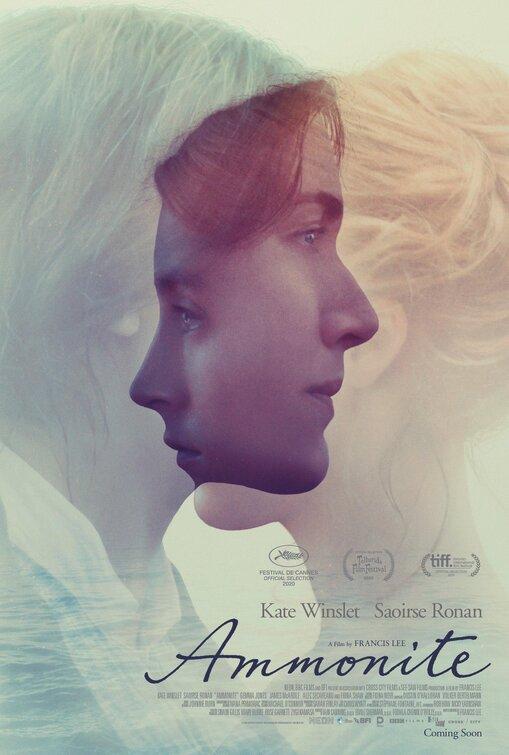 """<p>""""Ammonite"""" - Francis Lee</p><p>Yönetmenliğini Francis Lee'nin üstlendiği filmde Kate Winslet ve Saoirse Ronan rol alıyor.</p><p>1820'li yılların İngilteresinde geçen film, paleontolog Mary Anning ile Londralı genç bir kadın arasındaki romantik ilişkiyi anlatıyor. Filmde Winslet ve Ronan'a Fiona Shaw, James McArdle, Gemma Jones ve Alec Secareanu gibi oyuncular eşlik ediyor.</p>"""