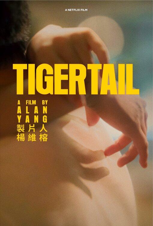 """<p>""""Tigertail"""" - Alan Yang</p><p>Alan Yang'in yazıp yönettiği Netflix filmi """"Tigertail""""in başrollerinde Tzi Ma, Christine Ko ve Hong-Chi Lee yer alıyor.</p><p>Yönetmenin ilk uzun metrajlısı olan film, bir ailenin 1950'lerin Tayvan'ından şimdinin New York'una uzanan hikâyesini konu alıyor.&nbsp;</p><p>Joan Chen, Yo-Hsing Fang, Kuei-Mei Yang, Kunjue Li ve Fiona Fu gibi isimlerin de rol aldığı filmde, yıllardır görmediği kızıyla tekrar yakınlaşmaya başlayan bir adam, gençliğinde kaybettiği aşkını ve yıllar önce Tayvan'dan Amerika'ya gelişini hatırlar.</p>"""