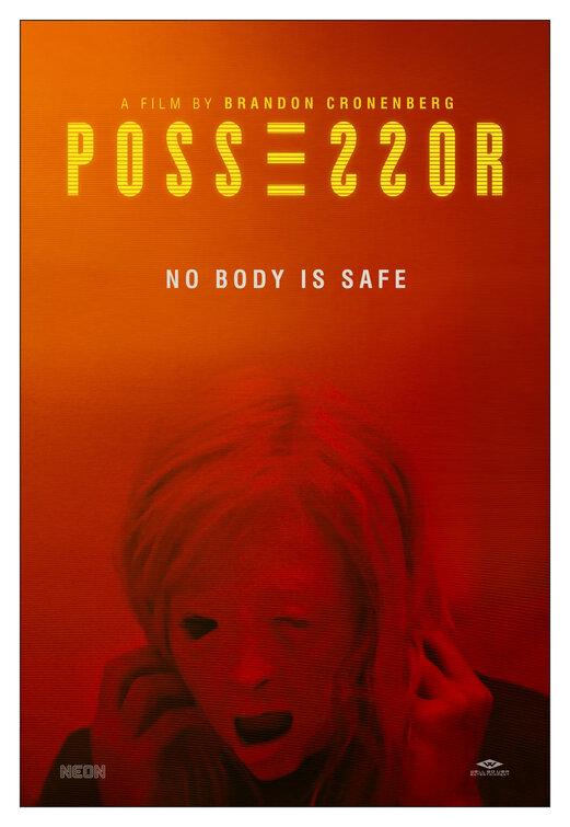"""<p>""""Possessor"""" - Brandon Cronenberg</p><p>Brandon Cronenberg'in yazıp yönettiği korku-gerilim türündeki """"Possessor"""", dünya prömiyerini 2020 Sundance Film Festivali'nde yaptı.</p><p>Birleşik Krallık, ABD ve Kanada ortak yapımı olan filmde Andrea Riseborough,&nbsp; Tuppence Middleton, Christopher Abbott, Rossif Sutherland ve Sean Bean gibi oyuncular yer alıyor.&nbsp;</p><p>Andrea Riseborough filmde, diğer insanların bedenlerinde yaşamak için beyin implantasyon teknolojisini kullanan ve onları şirketin yararına suikast yapmaya iten bir ajan olan Tasya Vos'u canlandırıyor.</p>"""