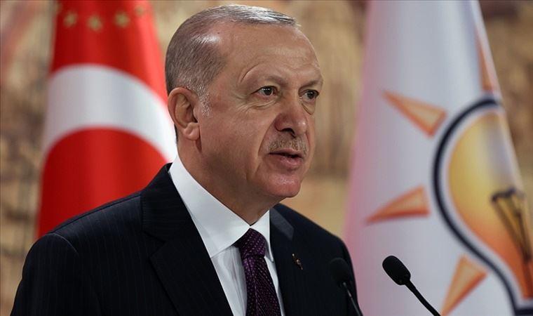 Cumhurbaşkanı Erdoğan'dan 'kısıtlama' açıklaması