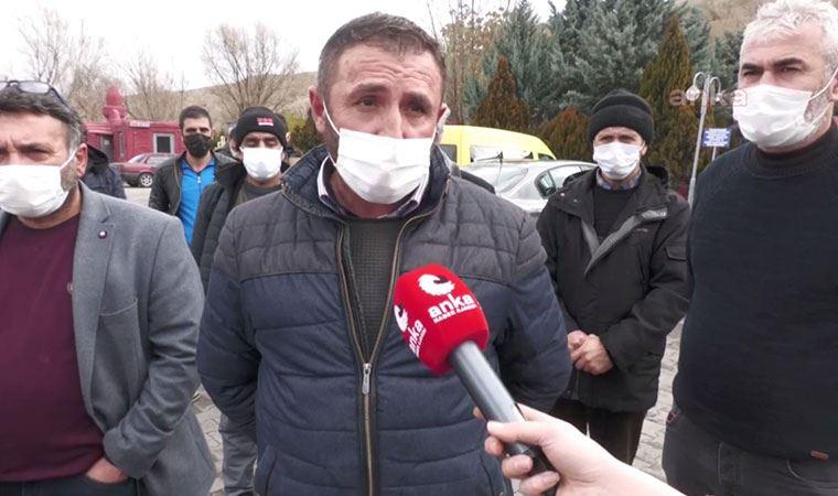 Ankara'ya giremediler: Biz çiftçiyiz, terörist miyiz?