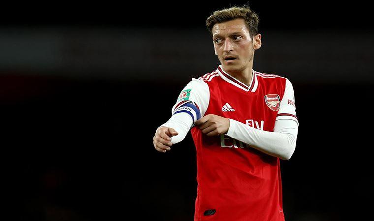 Mesut Özil: Rıdvan Dilmen ile oynamak isterdim
