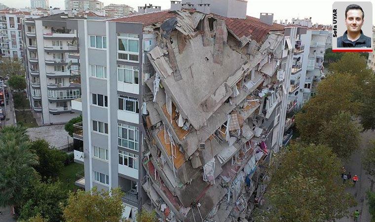 İzmir'de enkazdan imar barışı çıktı!