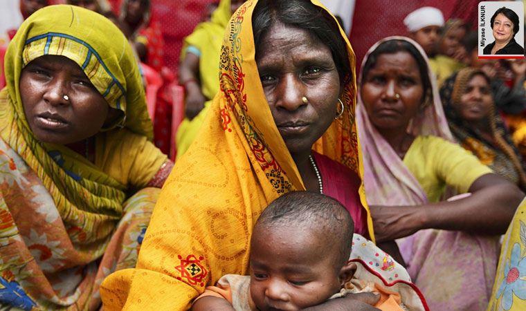 Asya'nın ötekileri-1: Kast sisteminin en altındaki Dalitlere dokunmak serbest