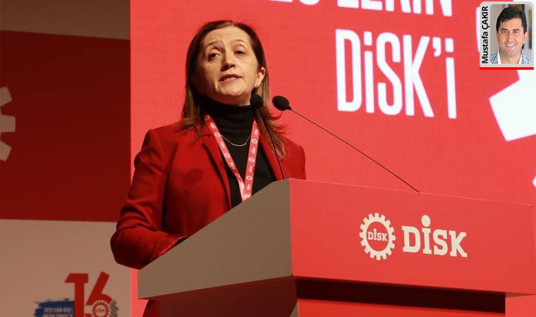 Arzu Çerkezoğlu: 'Emekçi virüsle baş başa bırakıldı'