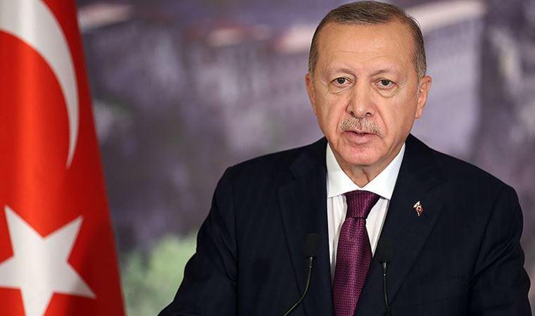 Erdoğan: Salgın nedeniyle bazı ülkelere bütçe desteği vermeye çalışıyoruz