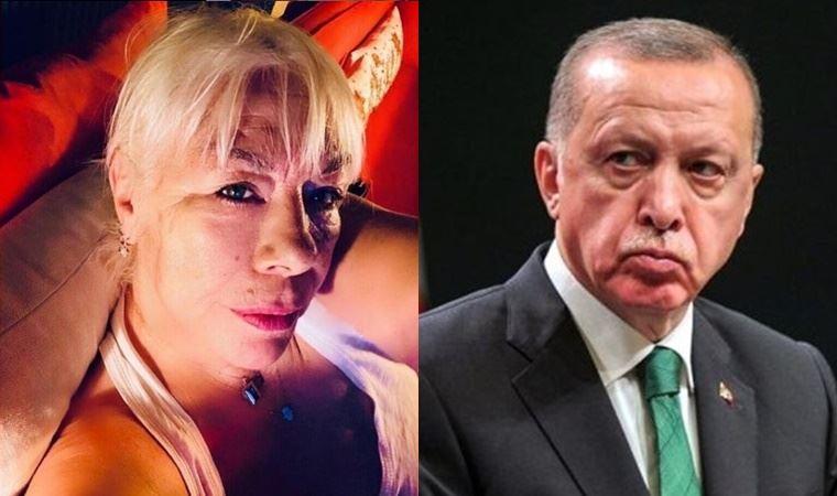 Şehrazat'tan Erdoğan'a yanıt
