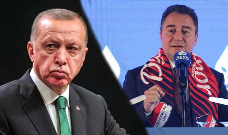 Babacan'dan Erdoğan'a çok sert tepki