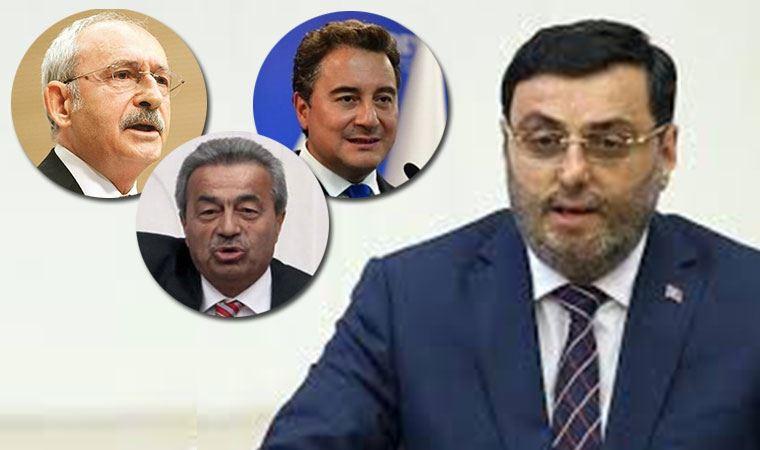 AKP'li vekilden Meclis'te alkış alan konuşma