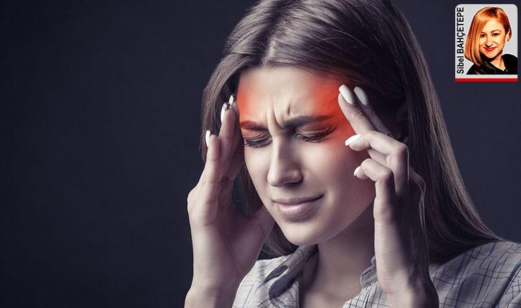 Baş ağrıtan hastalıkta yeni ilaçlar umut veriyor: Migren atağı
