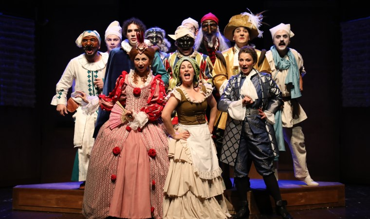 Şehir Tiyatroları'nda bir İtalyan halk klasiği
