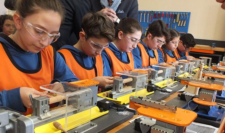 Robotik Kodlama sınıfları açıldı