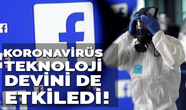 Facebook'tan koronavirüs kararı