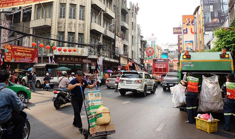 Tayland'da macera arayan Türk turizmciler