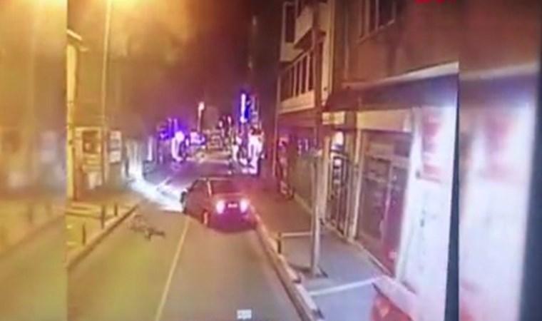 Otobüsü sollarken yayayı öldürdü!