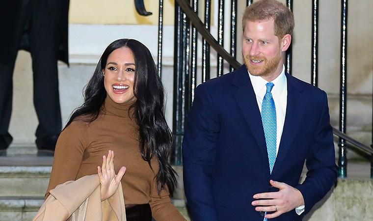 Prens Harry ve Meghan Markle Goldman Sachs ile anlaştığı iddia edildi
