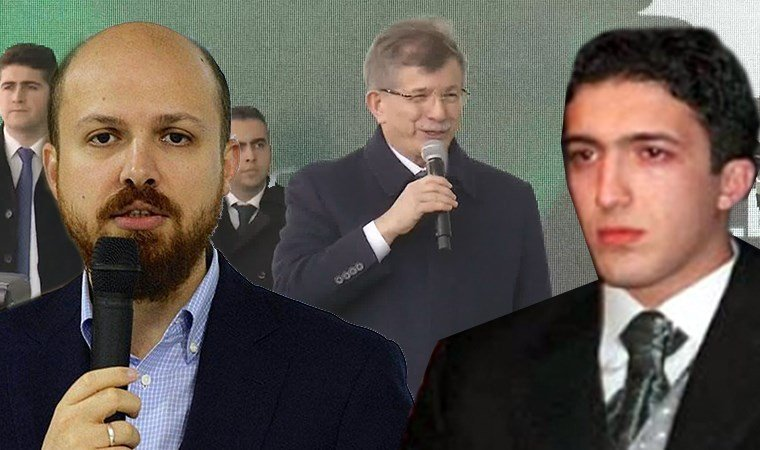Davutoğlu'ndan, Erdoğan'a oğulları üzerinden gönderme