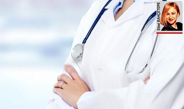 Sağlıkçılardan Beyaz miting