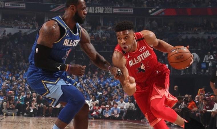 NBA All Star'da kazanan belli oldu! 'Senin için Kobe...'