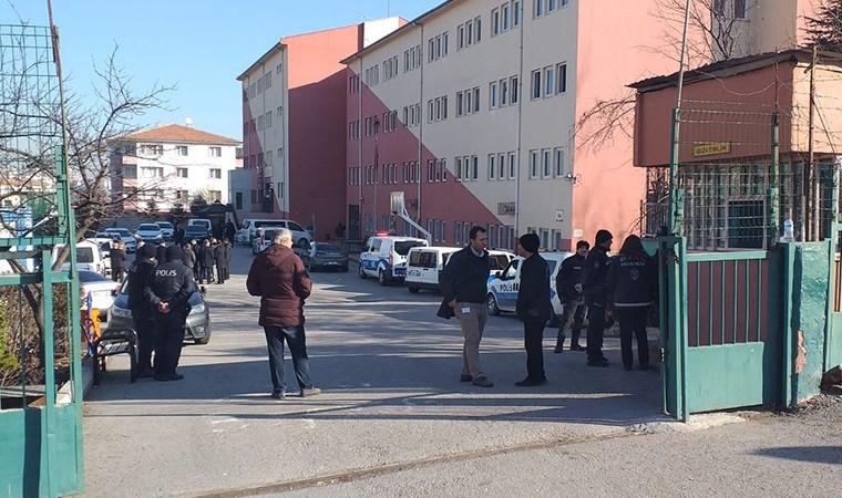 Güvenlik görevlisi okul müdürünü vurdu