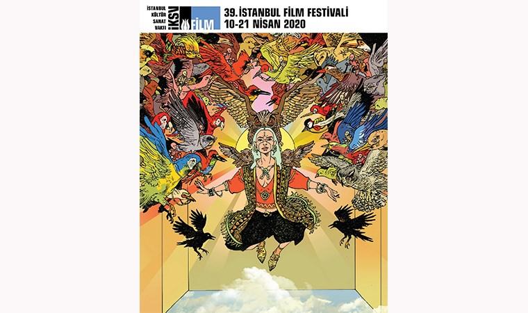 Film Festivali'nin afişi hazır