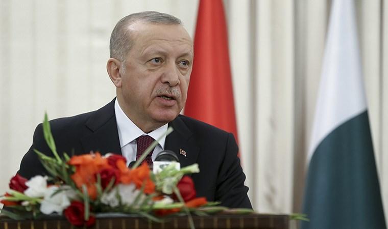Erdoğan'ın konuşması sonrası Hindistan'dan ilk hamle