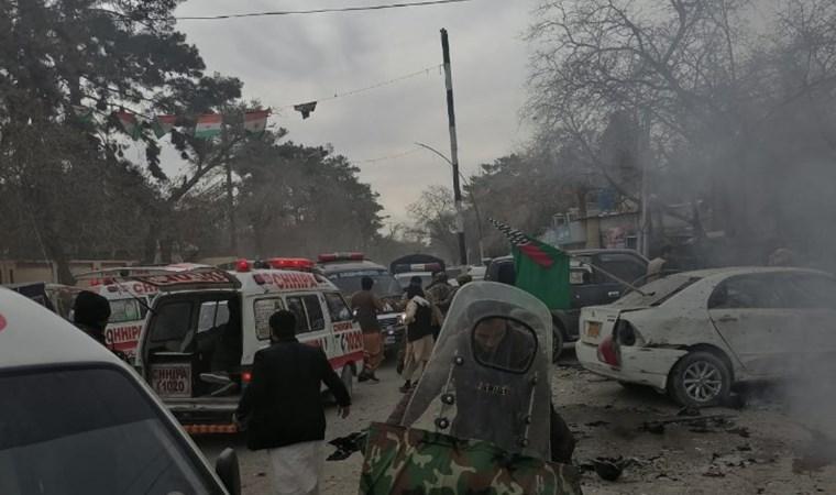 Pakistan'da patlama: 8 ölü