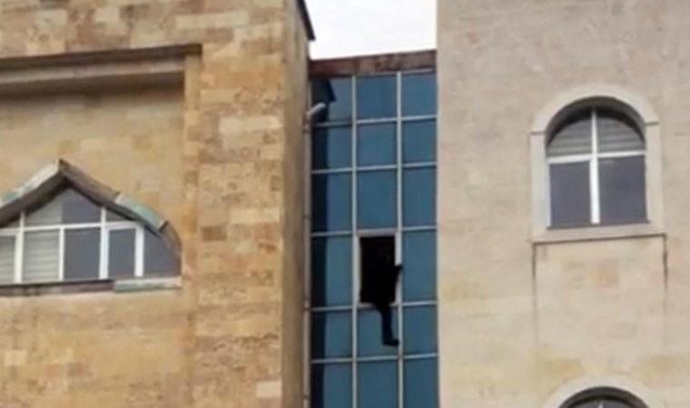 Kaymakamlık binasından atlayan yurttaş yaşamını yitirdi