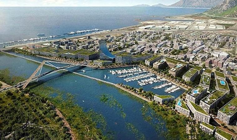 Barolardan 'Kanal İstanbul' projesine iptal davası