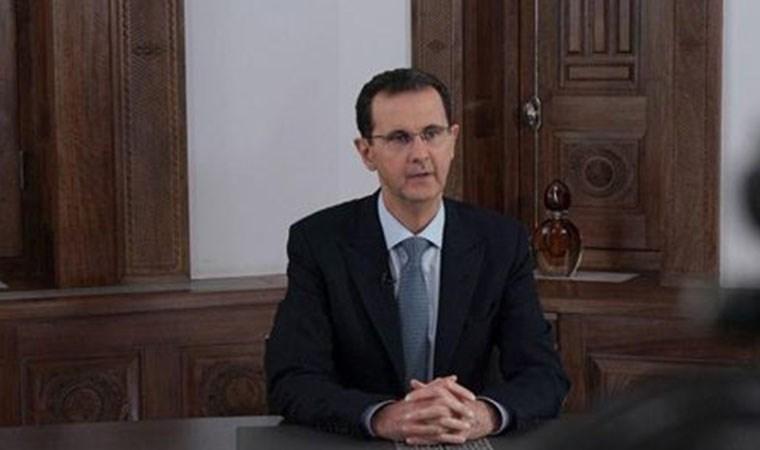 Esad'tan Halep'in alınmasının ardından zafer konuşması