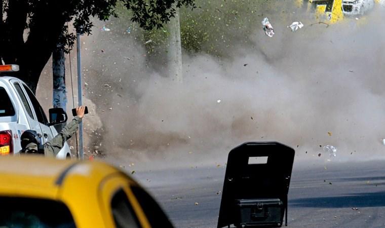 Kolombiya'da minibüste patlama: 7 ölü