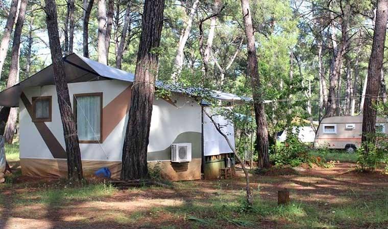 Akyaka orman kampı 2020 fiyatları, tepkiye neden oldu