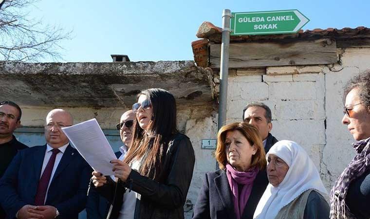 Güleda'nın adı Muğla'da doğduğu evin sokağında yaşayacak