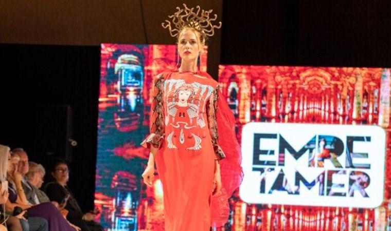 Emre Tamer Londra Moda Haftası'nda tasarımlarını sergiledi
