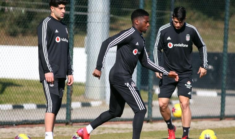 Beşiktaş'ta Trabzonspor heyecanı