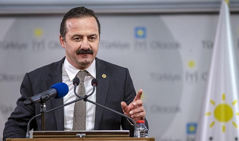 İYİ Parti'den istifalarla ilgili açıklama