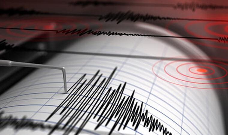 Manisa'da 5,2 büyüklüğünde deprem