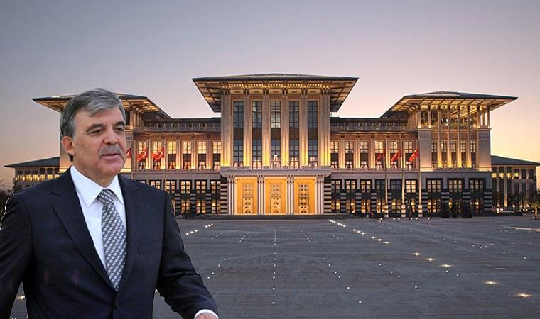 Gül'ün Gezi açıklamasına Saray'dan ilk tepki