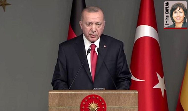 Erdoğan: İstanbul Sözleşmesi'ni gözden geçireceğiz