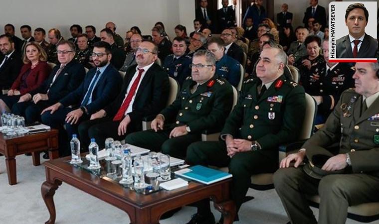 Türkiye 'Biz NATO'yuz' tanıtımında
