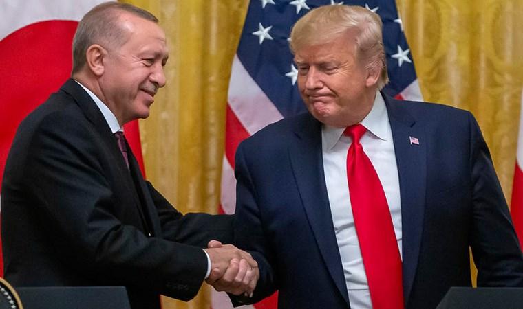 Erdoğan ile Trump arasında İdlib görüşmesi