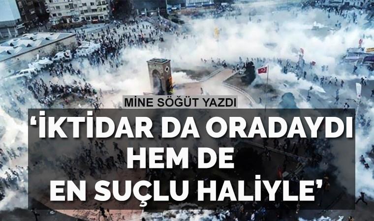 Gezi'ye ağırlaştırılmış beraat
