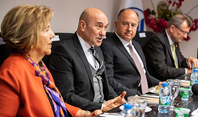 İzmir'in Moskova ve Berlin ofisleri açılıyor