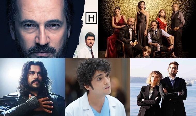 İşte Türkiye'nin en çok izlenen dizisi