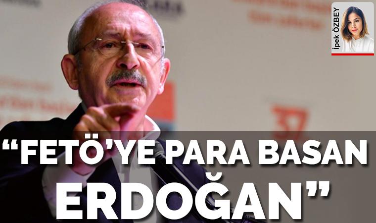 FETÖ'ye para basan Erdoğan