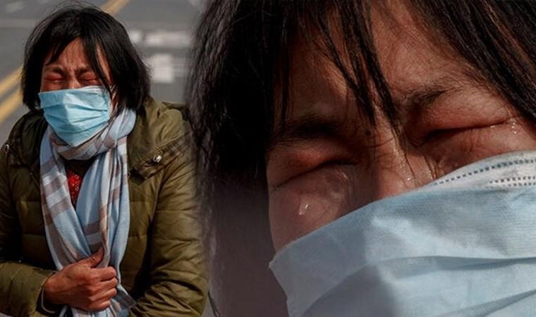 Koronavirüsün vurduğu Çin'den yürek yakan görüntüler