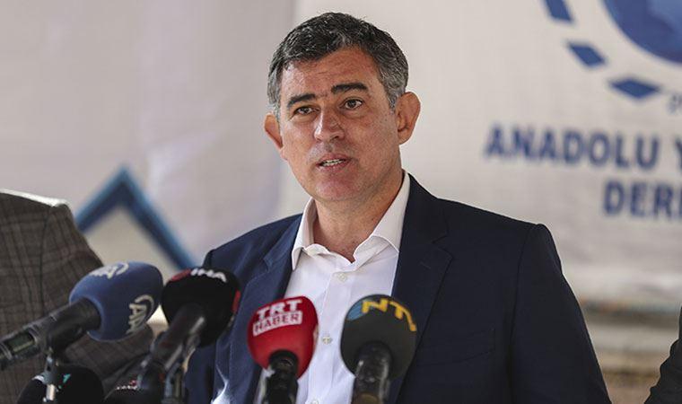 """Feyzioğlu'ndan HSK'ye """"gerekçelerini açıklayın"""" çağrısı"""